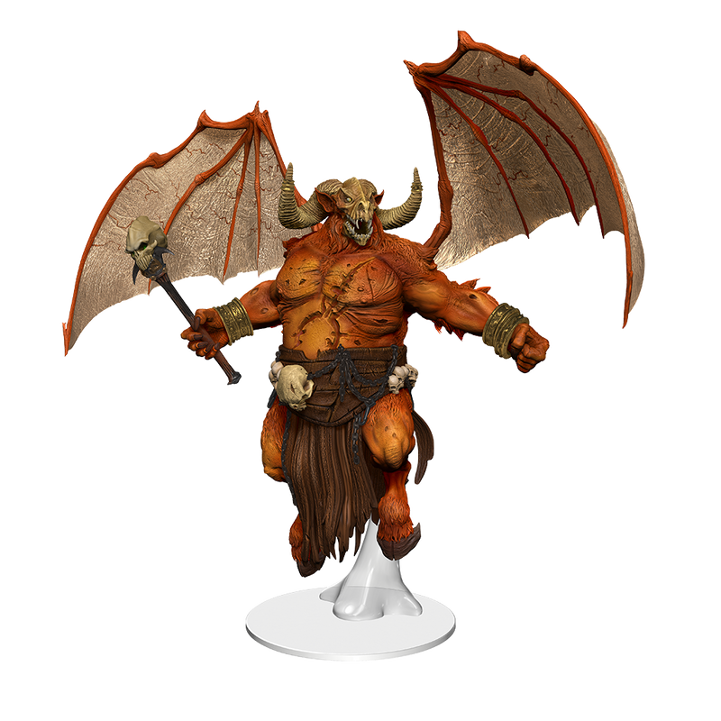 DND ICONS: ORCUS DEMON LORD OF UNDEATH - Roleplaying Games - The Hooded Goblin