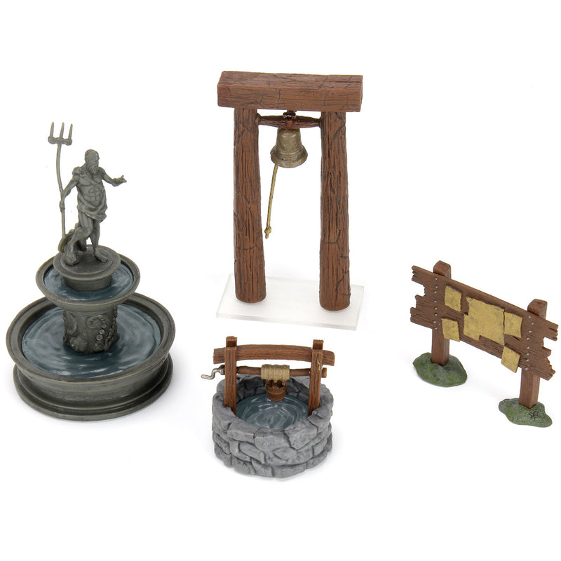 WARLOCK TILES: ACCESSORY - MARKETPLACE - Roleplaying Games - The Hooded Goblin