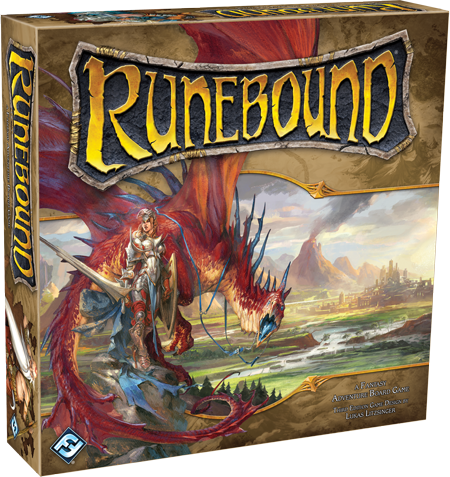 Runebound 3Rd Edition - Board Game - The Hooded Goblin
