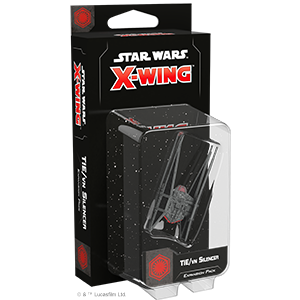 TIE/vn Silencer Expansion Pack - X-Wing - The Hooded Goblin