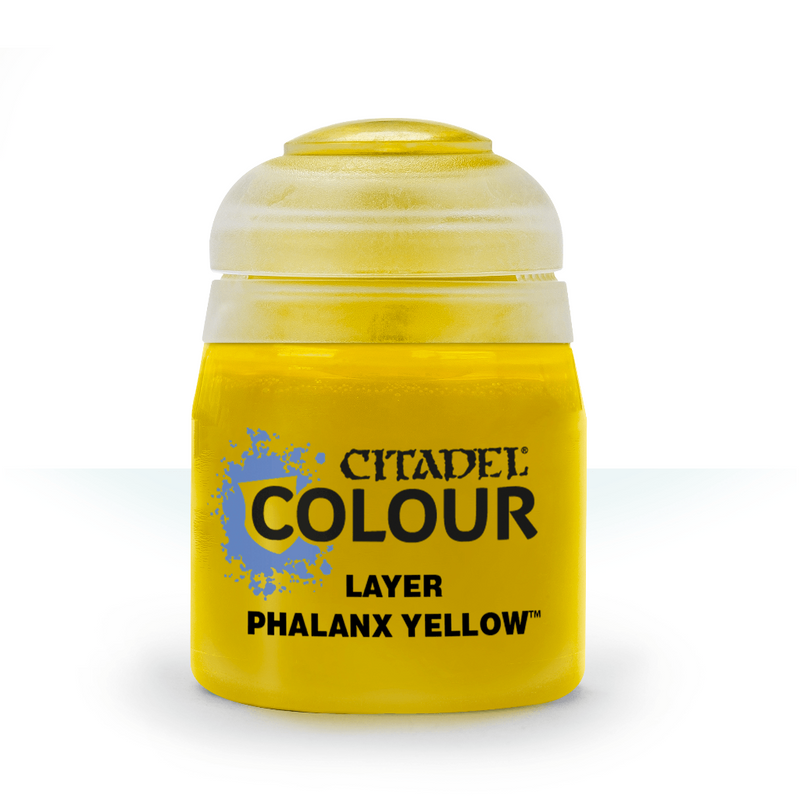 LAYER: PHALANX YELLOW (12ML) - Citadel Painting Supplies - The Hooded Goblin
