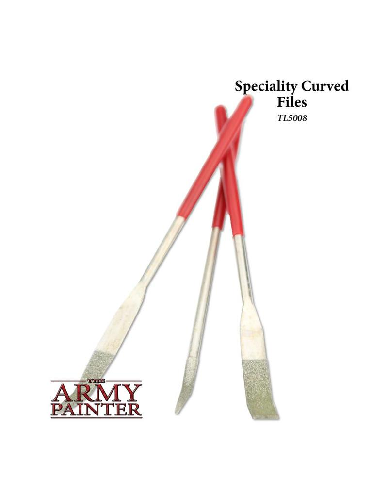 Army Painter Speciality Curved Files - Hobby Supplies - The Hooded Goblin