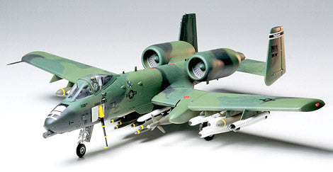 Fairchild Republic A-10A Thunderbolt II® Item No: 61028 1/48 Aircraft Series No.28 - Model Kit - The Hooded Goblin