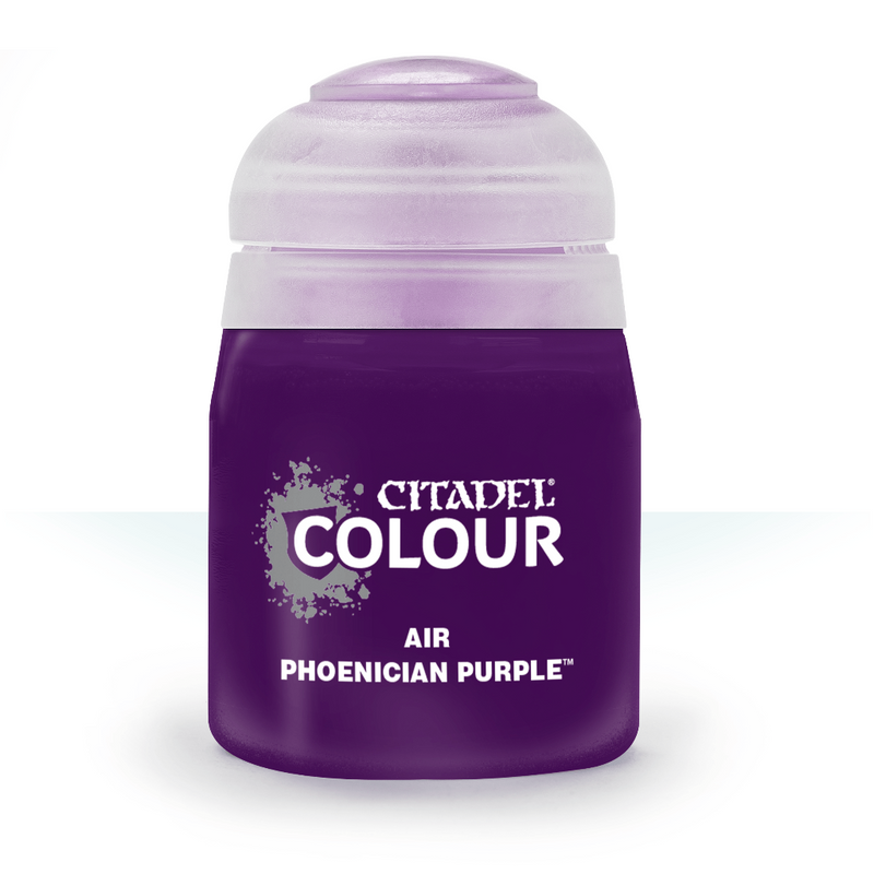 Air: Phoenician Purple (24Ml) - Citadel Painting Supplies - The Hooded Goblin