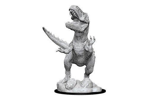 Nolzur's Marvelous Miniatures: T-Rex - Dungeons and Dragons - The Hooded Goblin