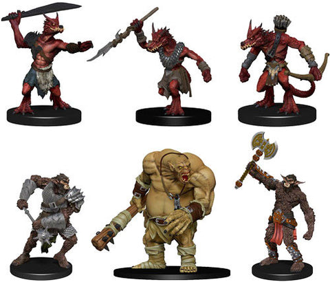 D&D Icons of the Realms Monster Pack: Cave Defenders