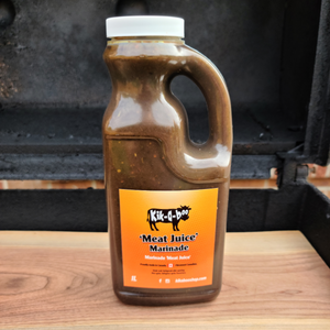 Meat Juice - Meat Marinade - A premium meat marinade like no other!