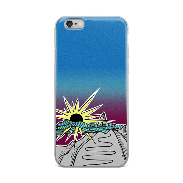Inversion iPhone Case