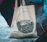 DryFly Artist Tote