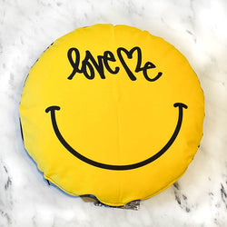 Love Me Smiley Cushion
