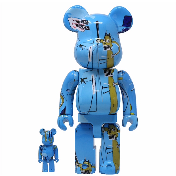 Basquiat V4 Bearbrick Set