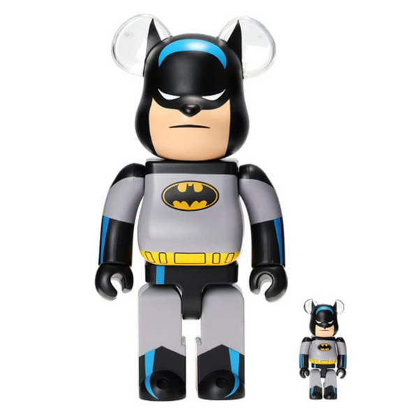 Batman 400% Bearbrick Set