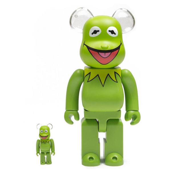 Kermit The Frog Bearbrick Set