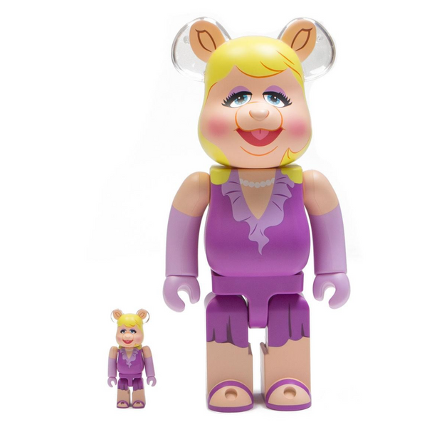 Miss Piggy Bearbrick Set