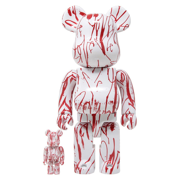 Love Me 400% Bearbrick Set