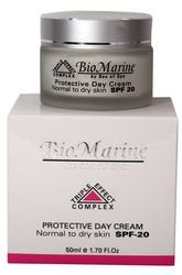 Sea of Spa Bio Marine Protective Day Cream Normal to Dry Skin - Spf 20