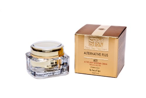 Sea of Spa Alternative Plus Active Light Moisture Cream