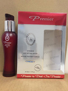 Premier Dead Sea Intensive Anti Aging Biox Serum 1.7 fl. oz.