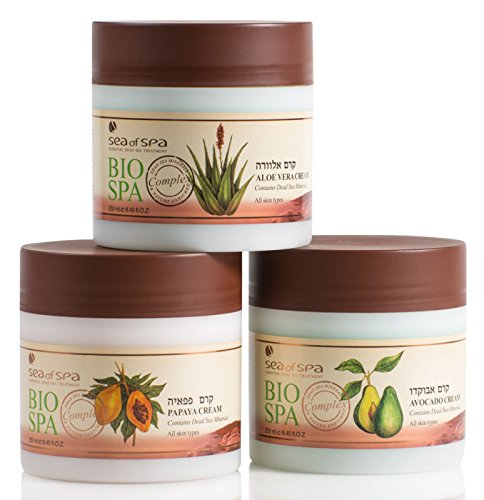 Sea of Spa Bio Spa Cream Anti Aging Moisturizing Body Care
