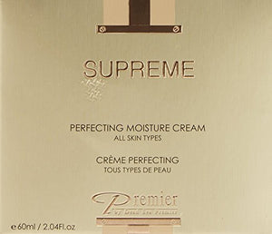 Premier Dead Sea Supreme Perfecting Moisture Cream All Skin Types 60ml