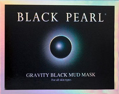Sea of spa Black Pearl Gravity Black Mud Prestige G Mask