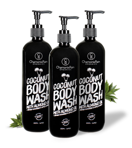 COCONUT BODY WASH 16.9OZ