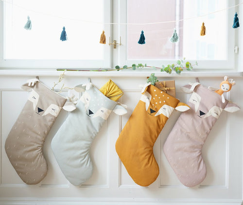 ANIMAL CHRISTMAS STOCKINGS