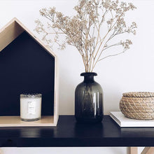 HOUSE SHELF - BLACK