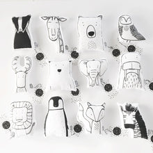 SOFT TOY PILLOW - WILLIAM THE WALRUS