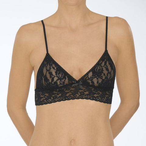 HANKY PANKY THIN STRAP LACE BRALETTE - VALLEY TRIBECA