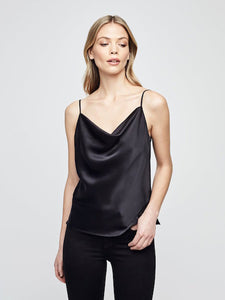 Kay Tank in Black, L'AGENCE - VALLEY TRIBECA