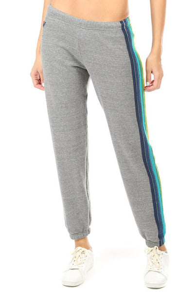Five Stripe Classic Sweatpants, AVIATOR NATION - VALLEY TRIBECA