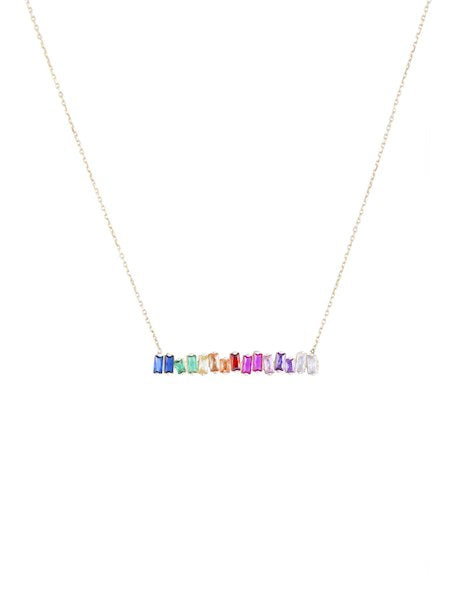 Aura Necklace, LUCKY STAR - VALLEY TRIBECA