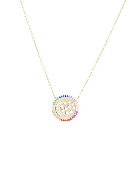 Beam Necklace, LUCKY STAR - VALLEY TRIBECA
