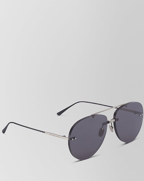 Rimless Aviators, BOTTEGA VENETA - VALLEY TRIBECA
