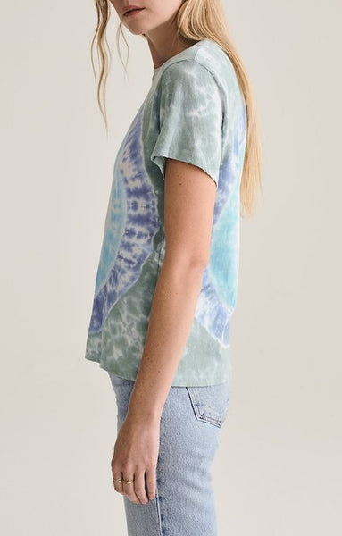 Mariam Classic Tee in Spun, AGOLDE - VALLEY TRIBECA