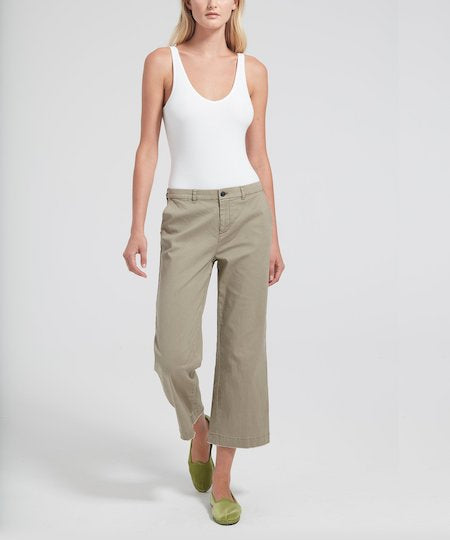 Cropped BF Wash Pant, ATM - VALLEY TRIBECA