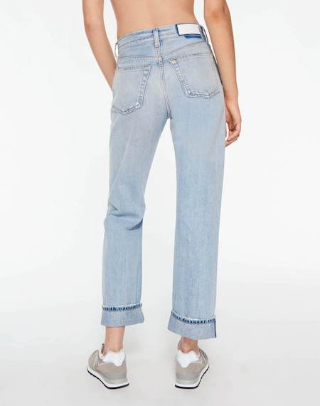 90s Loose Straight Jean, RE/DONE - VALLEY TRIBECA