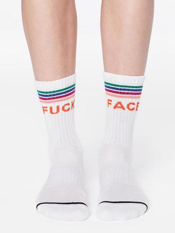 F. Face Socks, MOTHER - VALLEY TRIBECA