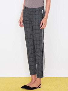 N-61 Plaid Trouser in Smoke, SUNDRY - VALLEY TRIBECA