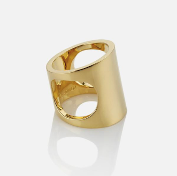 Cigar Band Ring, GLORY AND HONOR - VALLEY TRIBECA