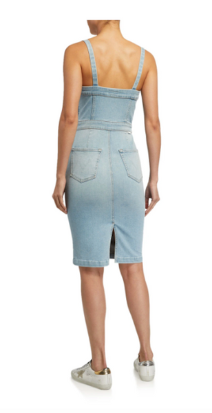 Hustler Overall Dress, MOTHER - VALLEY TRIBECA