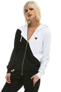 Glider Zip Hoodie, AVIATOR NATION - VALLEY TRIBECA