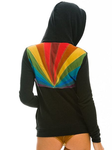 Sunburst 2 Zip Hoodie, AVIATOR NATION - VALLEY TRIBECA