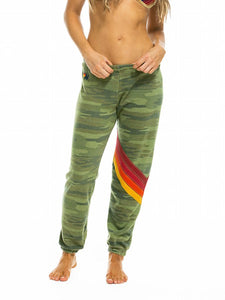 Camo Chevron Sweatpant, AVIATOR NATION - VALLEY TRIBECA