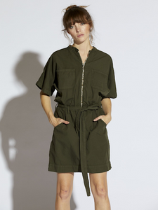 Polly Zip Dress, NSF - VALLEY TRIBECA