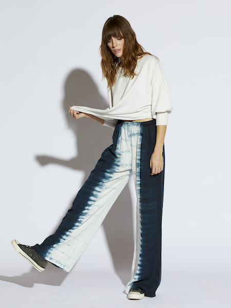 Carrie Wide Leg Pant, NSF - VALLEY TRIBECA