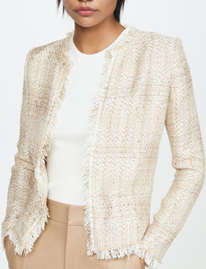 Uptown Jacket, IRO - VALLEY TRIBECA