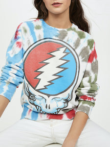 Fare Thee Well- Grateful Dead Crew Fleece, MADEWORN - VALLEY TRIBECA