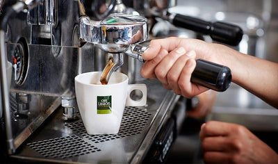 Rent an espresso station & barista service by Café Liegeois